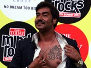 The Brooding Wall of Bollywood: Ajay Devgn