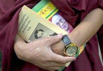 Tibetans meet in Dharmsala