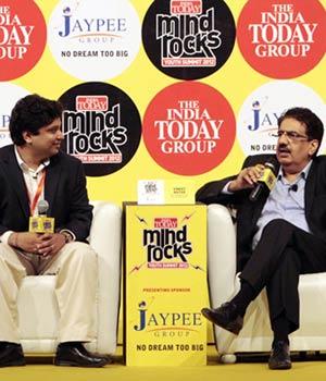 Dhiraj Nayyar and Vineet Nayar