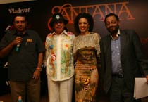 Guitar legend Carlos Santana's concert a big hit with Indian audience
