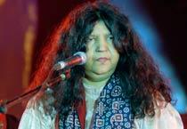 Sufi legend Abida Parveen