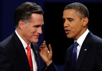 Debate Two: Challenges for Obama, Romney