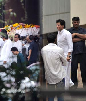 Yash Chopra's final journey