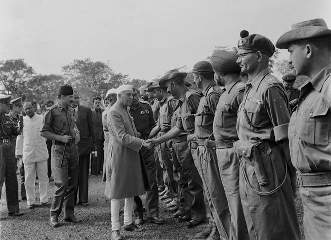 1962 India-China war