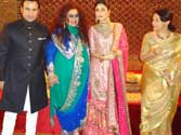 Kareena Kapoor's Delhi reception pics