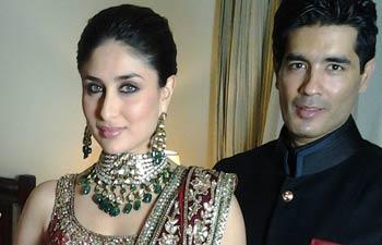 In pics: Bollywood stars glitter at Saif-Kareena wedding
