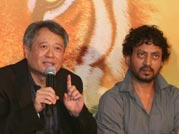 Life of Pi star cast at IFFI