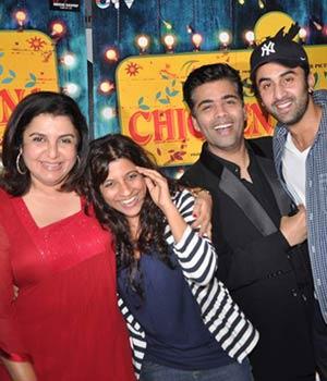 Luv Shuv Tey Chicken Khurana premiere