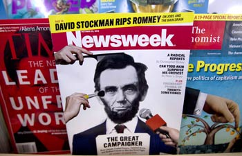 Newsweek goes all-digital