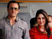 First Pics: Meet Mr and Mrs Saif Ali Khan