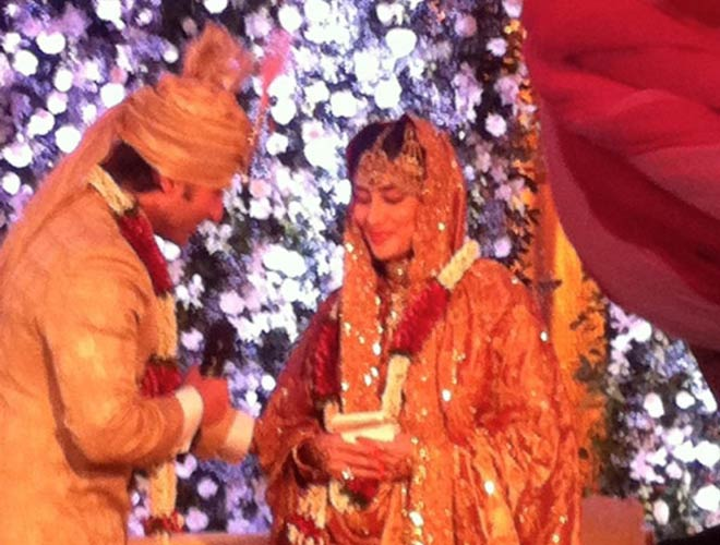 Saif-Kareena wedding album