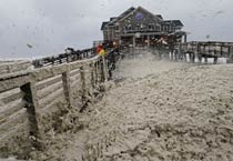 Hurricane Sandy shuts down NYSE, US financial markets