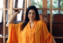 Sridevi promotes English Vinglish