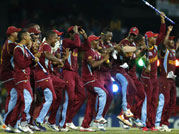 West Indies beat Sri Lanka