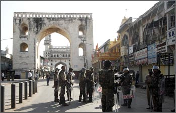 The situation started to boil post-Friday afternoon prayers and was brought under control by evening by security forces, which continue to be deployed in the area.