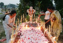 All Souls Day observed on November 2