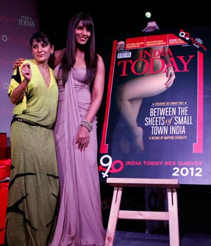 Koel Purie and Bipasha Basu