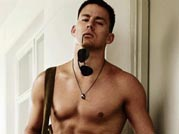 Channing Tatum named the sexiest man alive