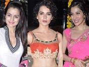Celebs at Ekta Kapoor's Diwali bash