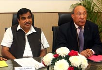 Envoys from Arab countries meet BJP President Nitin Gadkari