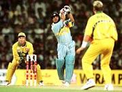 Sachin's centuries against Australia