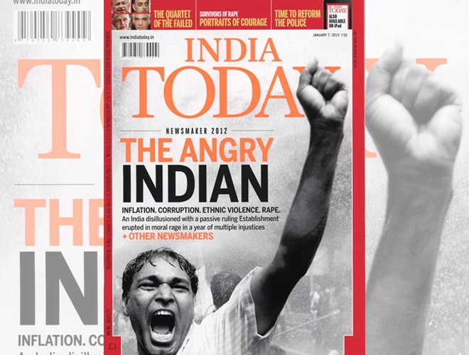 Newsmaker 2012 - The Angry Indian