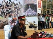 Army gears up for Vijay Diwas celebrations at Shivaji Park
