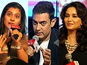 Celebs at Agenda Aaj Tak 2012