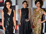 Bollywood stars at Hello! Awards