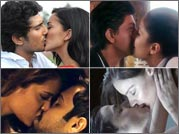 Onscreen lip-locks of 2012