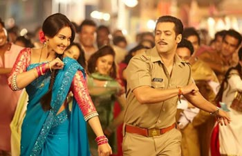 Sneak peek: Dabangg 2