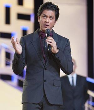 Shah Rukh gets Morocco medal of honour