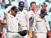 England beat India at Eden Test