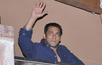 Salman Khan birthday celebrations