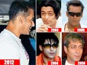 Salman Khan's ever-changing hairdos