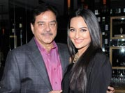 Celebs galore at Shatrughan Sinha's party
