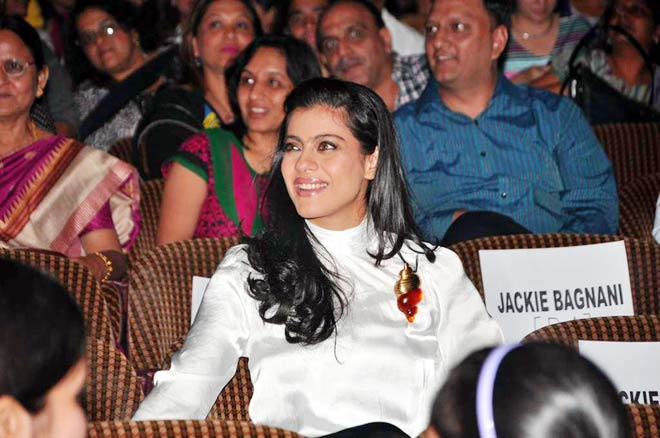 Kajol at Star Nite 2012
