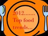 Top food trends of 2012