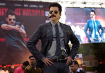 Live trailer launch of Shootout at Wadala rocks GIP mall in Noida