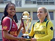 Australia aim to lift sixth women's World Cup title