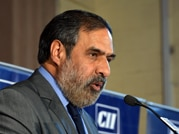 Anand Sharma addresses special CII interactive session at St. Xavier's College