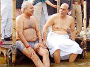 Rajnath Singh's Mahakumbh visit