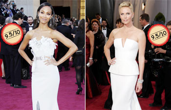 Cosmopolitan Editor Nandini Bhalla lists the best and worst dressed at the Oscars 2013!