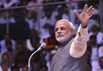 BJP national council meet ends, Modi hogs the limelight throughout the conclave