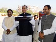 Ashok Gehlot offers sops galore in Rajasthan Budget
