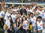 Mumbai Heroes beat two-time CCL champions Chennai Rhinos