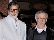 Bollywood welcomes Steven Spielberg.