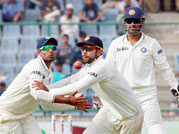 Ind vs Aus 4th Test: India takes lead after Nathan Lyon's fifer on Day 2