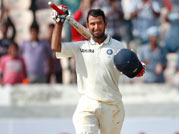 Pujara joins elite 1000-run club of Indian batsmen