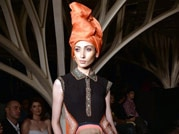 Tarun Tahiliani's library chic inspired collection at LFW